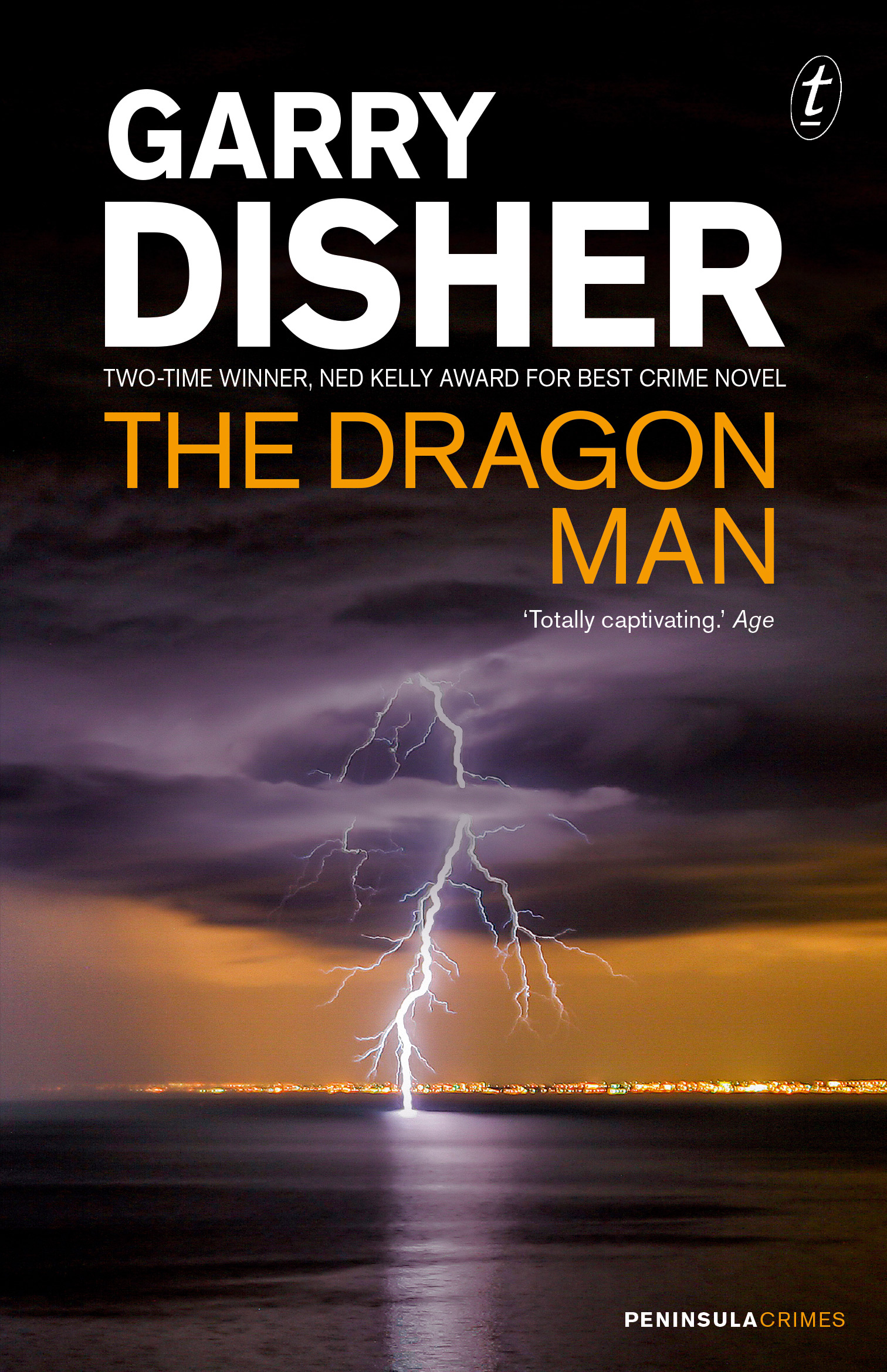 Book Cover: The Dragon Man