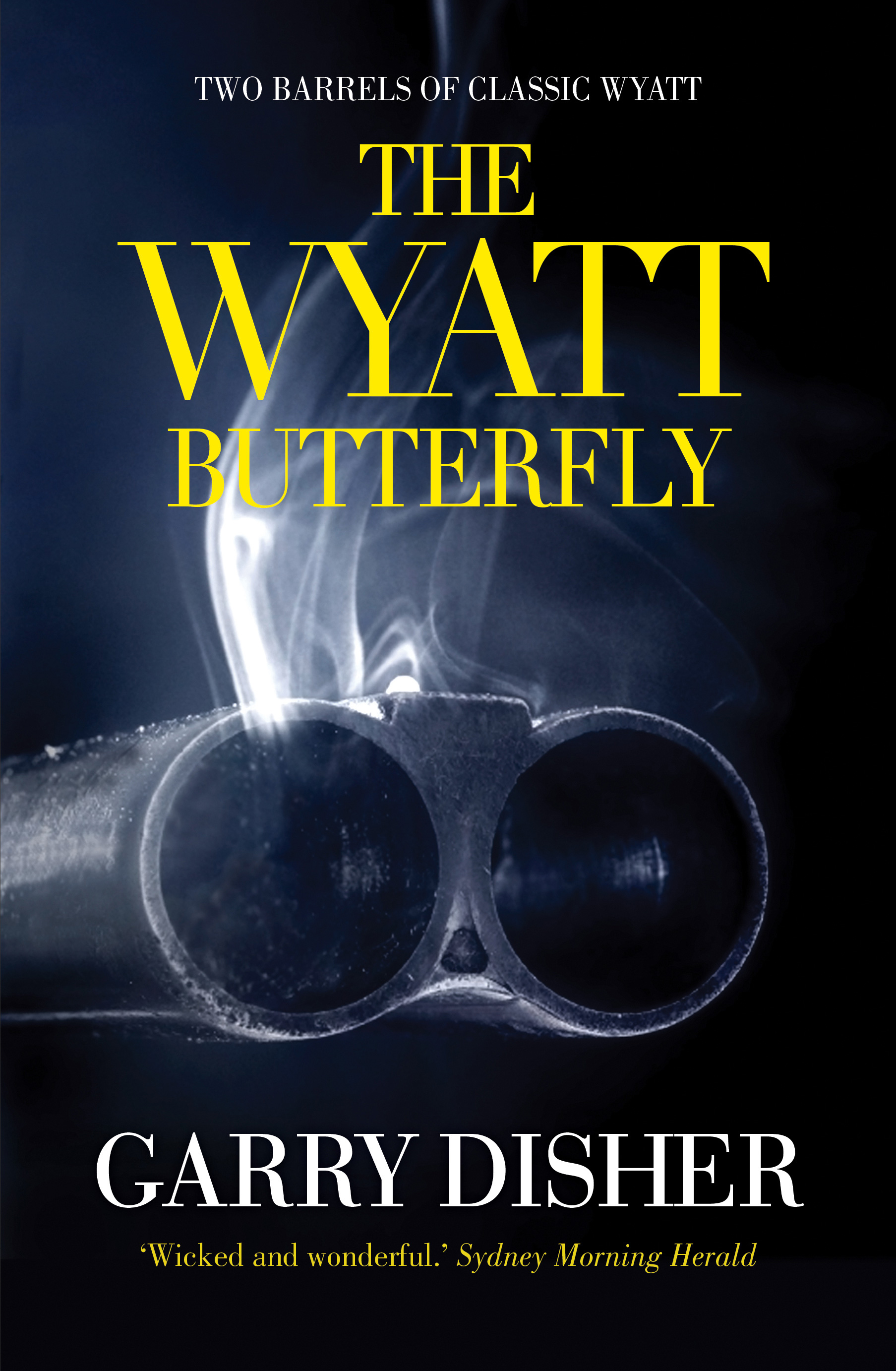 Book Cover: Wyatt Butterfly