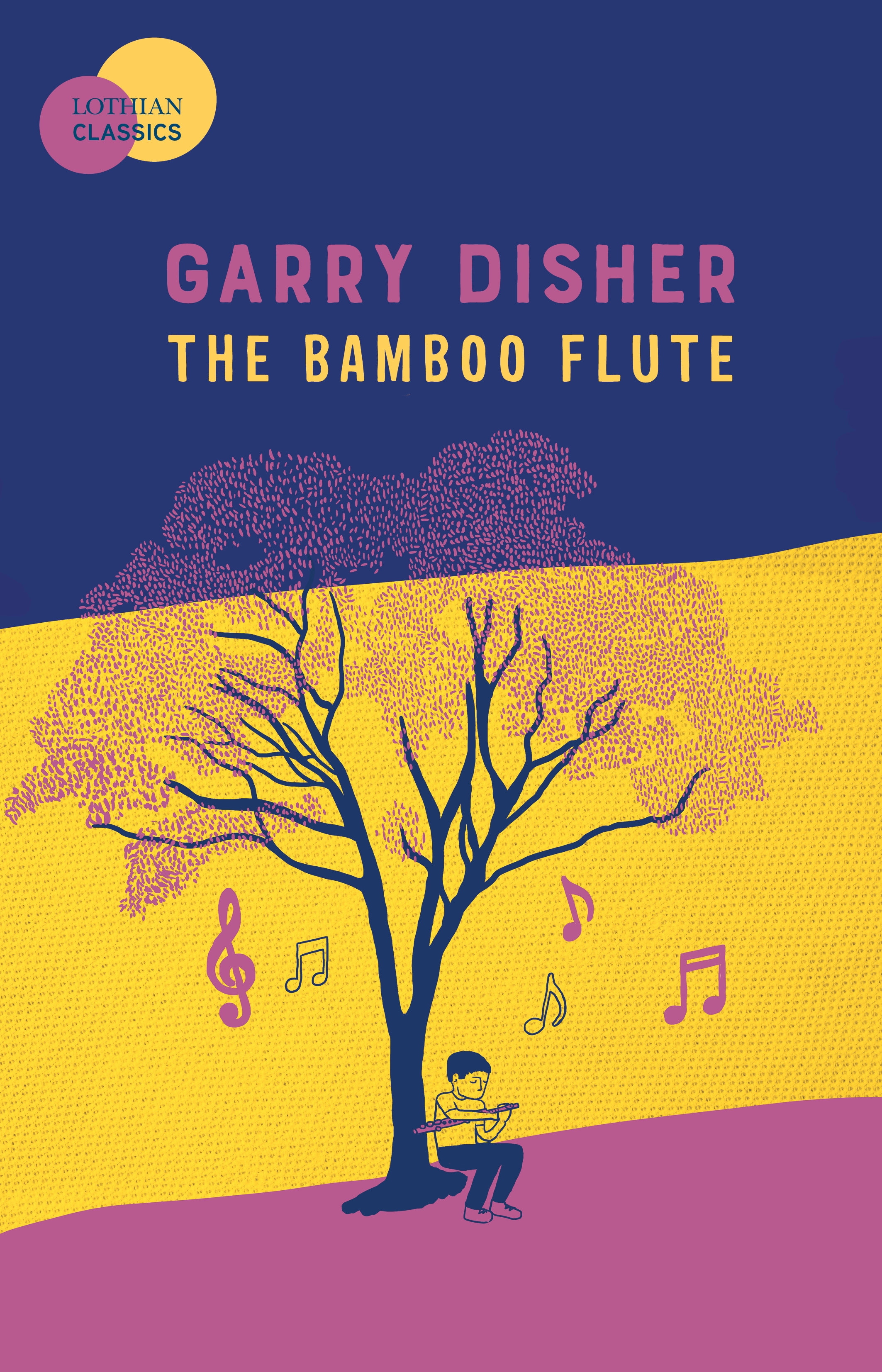 Book Cover: THE BAMBOO FLUTE