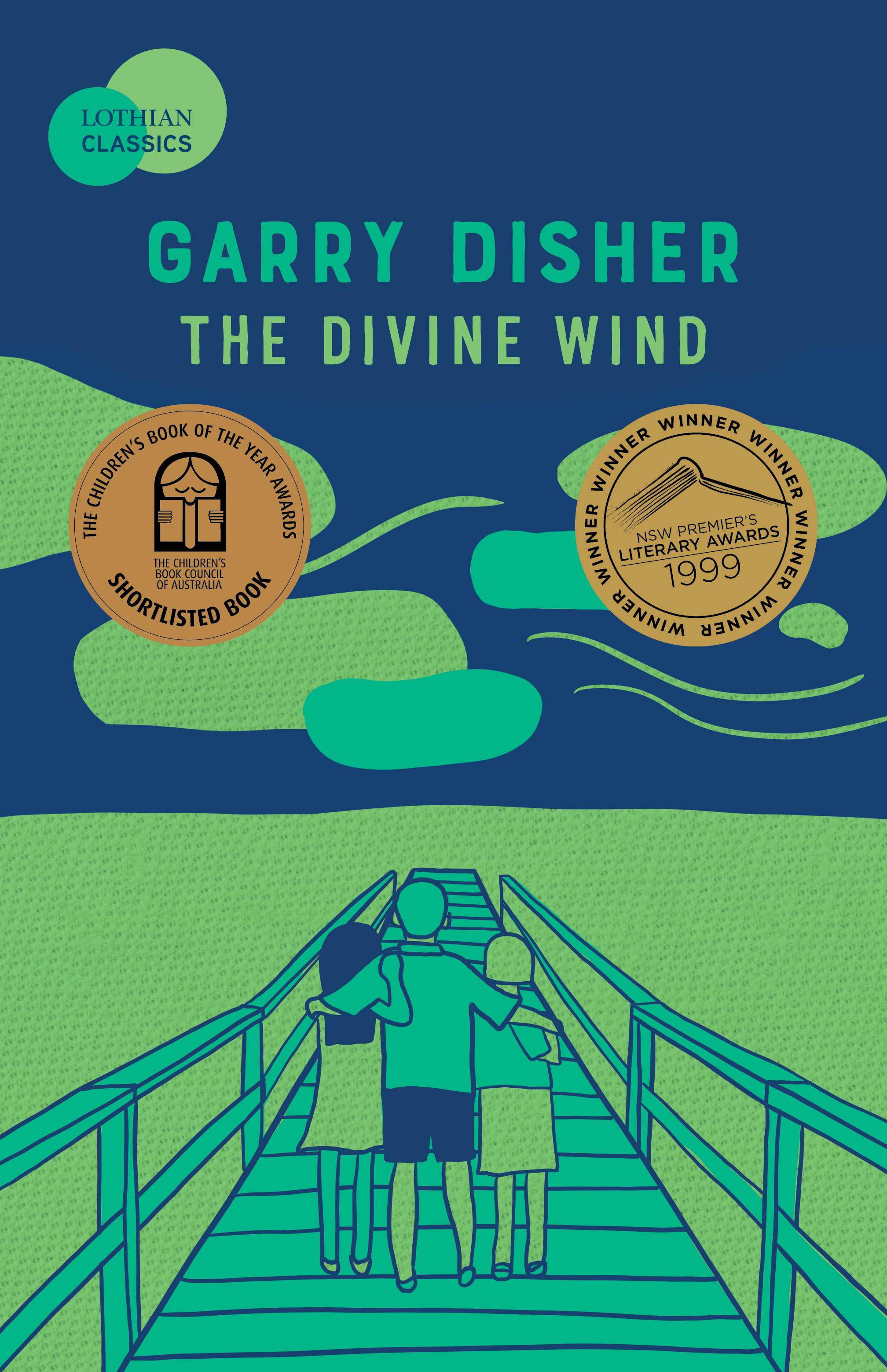 Book Cover: The Divine Wind