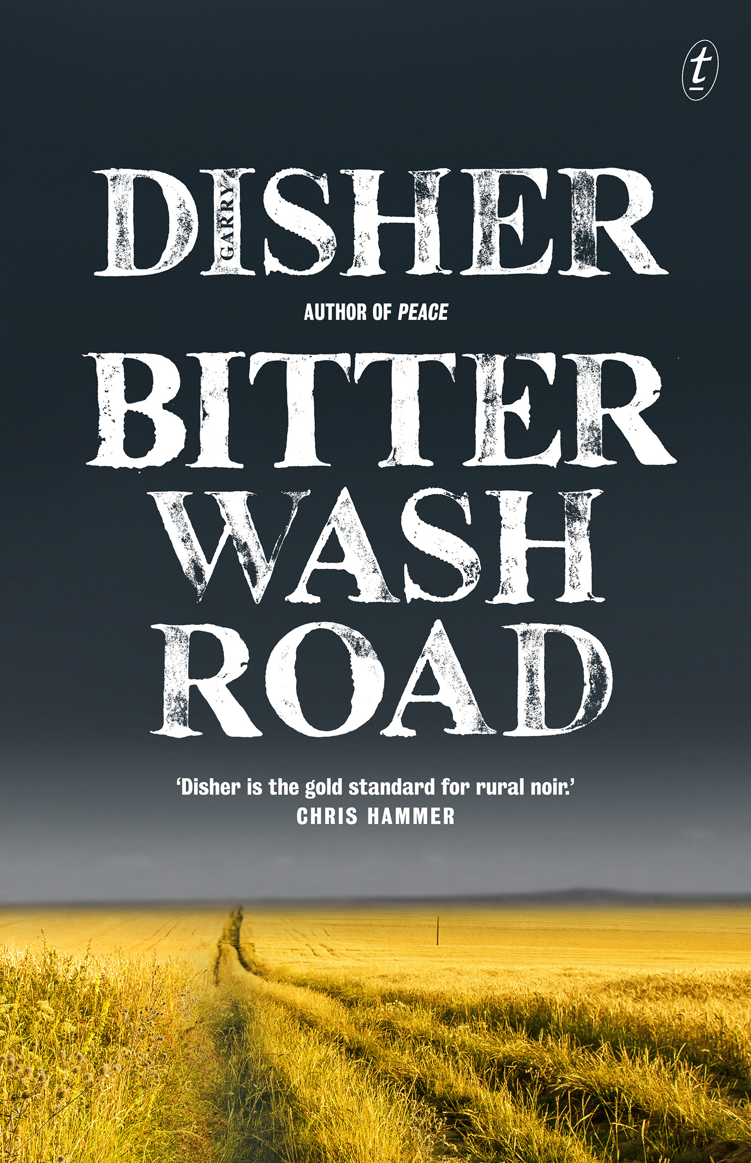 Book Cover: Bitter Wash Road